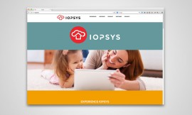 iopsys på webben